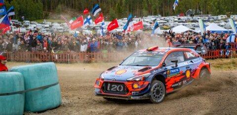 WRC promootor: koroonaviirus võib kärpida ka järgmise hooaja kalendrit