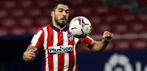 VIDEO | Väravavaht lõi Atleticole väravale, kuid vanameister Suarez vedas tabeliliidri järjekordse võiduni