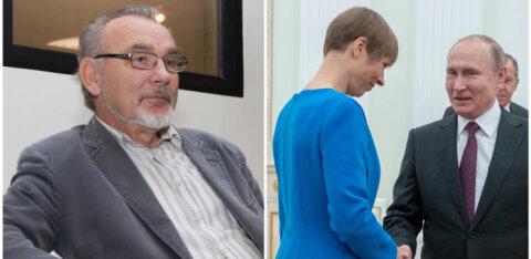 Toomas Alatalu: Kaljulaid võttis kohtumisest maksimumi, ent paar asja üllatas. Miks ometi kutsuda Putin Tartusse soome-ugri kongressile?