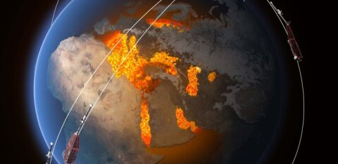 Lõuna-Atlandi anomaalia: Maa magnetväli nõrgeneb ja keegi ei tea, miks