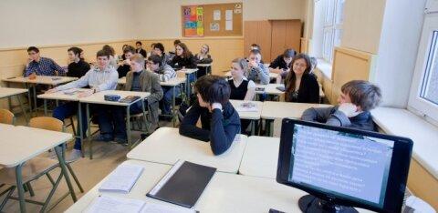 Таллиннские школы будут придерживаться профилактических мер на протяжении двух недель после каникул