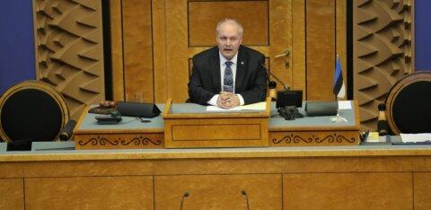 DW: Спикер эстонского парламента обвинил РФ в аннексии 5 процентов страны