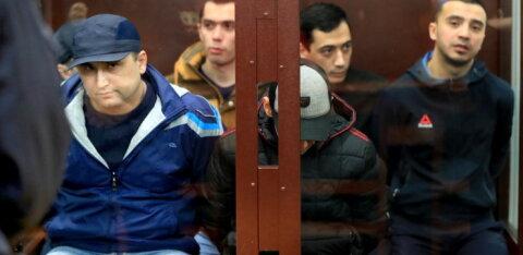 10 фигурантов дела о теракте в метро Петербурга получили от 19 до 28 лет тюрьмы