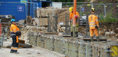 FOTOD | Tallinna–Tartu maanteel algasid uue neljarealise teelõigu ehitustööd. Tulevikus väheneb ajakulu juhtide jaoks märgatavalt