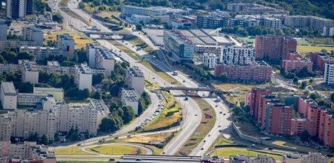В Ласнамяэ объявлен конкурс на создание суперграфики