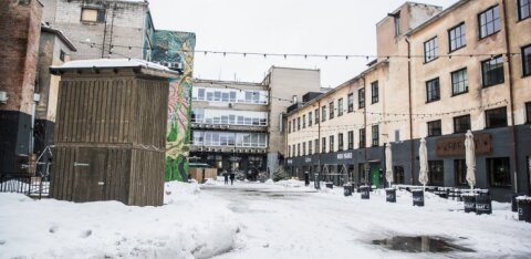 Kiire arenguga Tartu kultuuritehas ronib juba üle aia