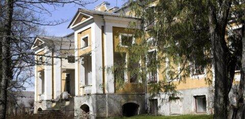 ФОТО | Еще один шанс стать помещиком! Историческую мызу продают с молотка всего за 63 000 евро