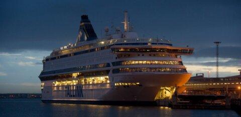 Из Финляндии на судне Silja Europa прибыл пассажир с симптомами коронавируса