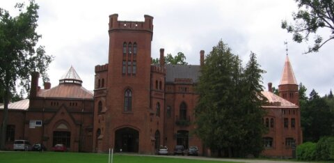 Продажа замка Сангасте была незаконной