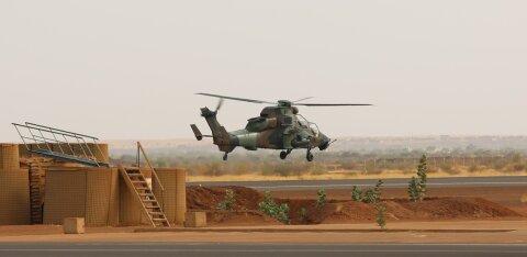 Terroristid ründasid Malis Eesti vägede baasi, vigastada said ka viis Eesti kaitseväelast