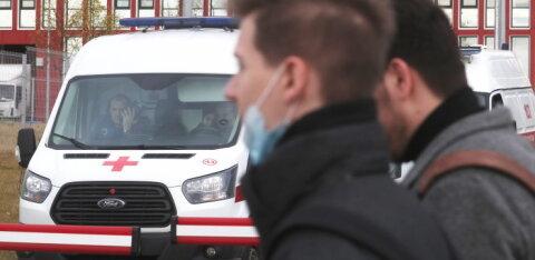 В сентябре из-за коронавируса умерли более 1,5 тыс. москвичей