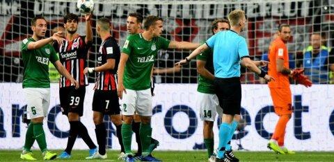 802683252d4 BLOGI JA FOTOD | Valus! Frankfurti vastuoluline penalti lõpetas Flora  unustamatu seikluse Euroopa liigas