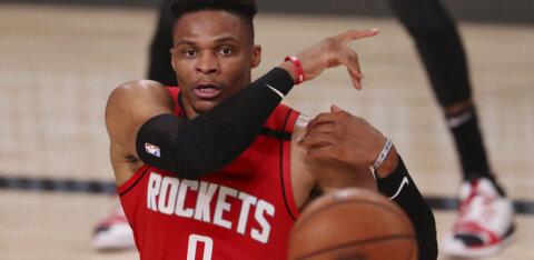VIDEO   Rekordit korranud Rockets alistas liidri, Doncici 40 punkti ei päästnud Mavericksi