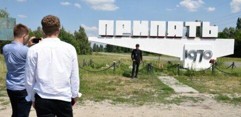 HBO hittsari kasvatas Soome turistide huvi Tšornobõli vastu. Nad tahavad näha õnnetuspaika, kus aeg on 33 aastat seisnud