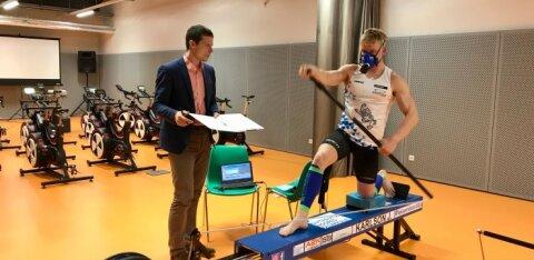 Tartu Ülikooli teadlased tulevad Eesti sporditalentidele appi