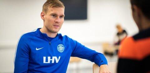 Футболист сборной Эстонии продолжит карьеру в украинском клубе