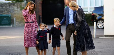 Prints William jätab pisitütre pika ninaga: soovitud jõulukinki ta ei saa