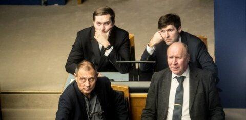 Urmas Sutrop: Kas härrased Helmed kujutavad ette, et valimiste kolmas koht annab õiguse arvata, et kogu rahvas on nende selja taga?