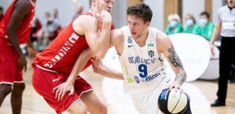 FOTOD | Kalev/TLÜ võitis karikasarjas Raplat ühe punktiga