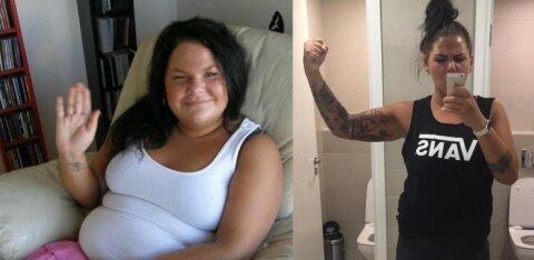40 kilost vabanenud Liis Velsker avaldab, miks ta otsustas pidutsemisest loobuda: mul oli nii piinlik, et läksin kohe koju