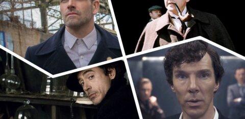 """Чей Шерлок вам нравится больше? Опрос """"Бублика"""""""
