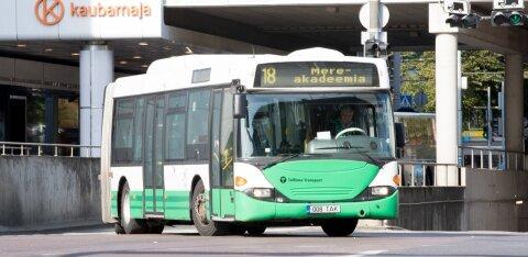 Таллинн готов открывать новые автобусные маршруты, но нехватка водителей этому препятствует