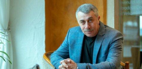 В Таллинне состоялся круглый стол на тему вакцинации с участием доктора Комаровского