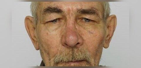 Полиция разыскивает пропавшего 72-летнего мужчину