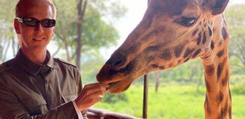 Ženja Fokin elamuste jahil Keenias: kui kolmandal päeval nägin jälle lõvisid, siis enam ei üllatunud.