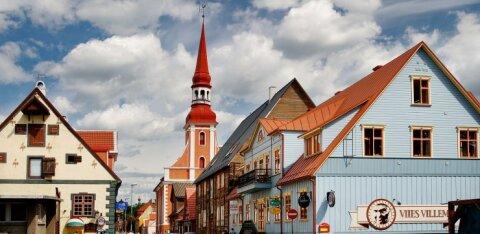 Летняя столица ждет: 10 самых интересных мест Пярну, где можно сделать красивые фотографии