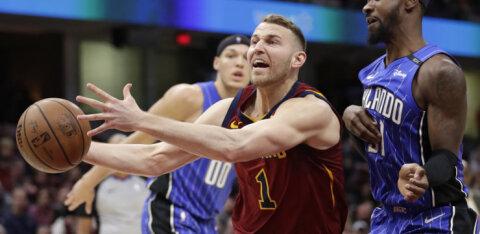 NBA ekskorvpallur: Euroopas on kaitsemäng hoopis kõrgemal tasemel
