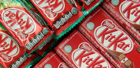 В Эстонии появится в продаже зеленый шоколад с чаем матча