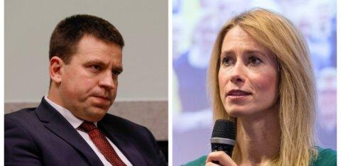 ГРАФИК | Исследование: рост поддержки Партии реформ затормозился