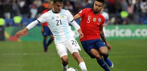 bff7e5cb071 Manchester United on Juventusega vahetustehingus kokku leppinud, kuid  argentiinlane punnib vastu