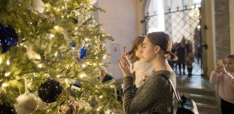 Музей Нигулисте приглашает на рождественские концерты, экскурсии и мастер-классы