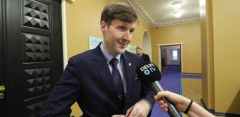 VIDEOKÜSITLUS | Riigikoguliikmed räägivad, kellest võib saada järgmine president