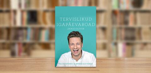 RAAMATUBLOGI: Rahvakokk Jamie Oliver ja tema tervislik piibel