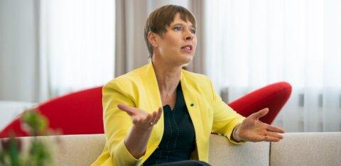Керсти Кальюлайд: Eesti Energia могла бы давно быть на бирже. У предприятия должен быть инстинкт самосохранения