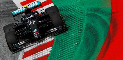 Red Bull esitas Mercedese uuendusliku roolisüsteemi kohta protesti