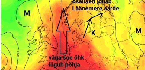 Kuumarekordid ilmselt purunevad: Lääne-Euroopas oodata üle 40 kraadi sooja, Eestis 30 kraadi ringis