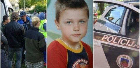 В Латвии выдвинуто обвинение по делу о пропаже и смерти пятилетнего Ивана Берладина