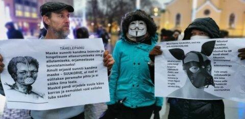 Латвийский депутат: нужна уголовная ответственность за призывы не соблюдать коронавирусные ограничения