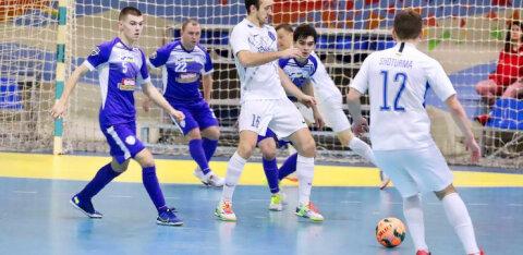 Ukraina saalijalgpall tuleb järjest lähemale