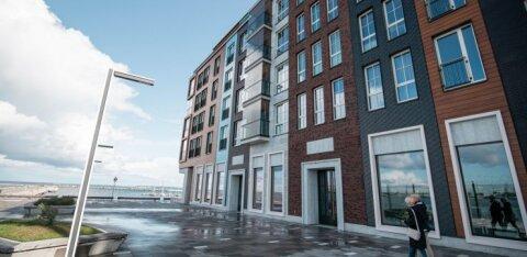 GRAAFIK | Korterite hinnatase tegi taaskord rekordi, lõviosa korteriturust asub ikka kolmes suuremas linnas