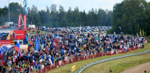 Rally Estonia piletimüük jooksis ajutiselt ülekoormuse tõttu kokku