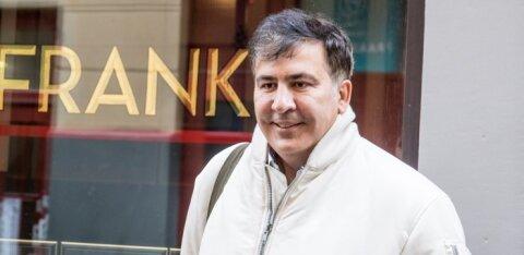 """""""Я очень хочу быть в Киеве"""". МВД Украины не пускает Саакашвили в страну"""