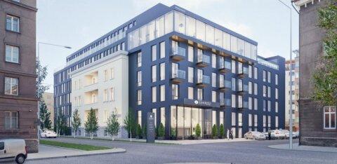 Открывающийся в октябре таллиннский отель L`Embitu удивит средиземноморской роскошью, террасами и простором