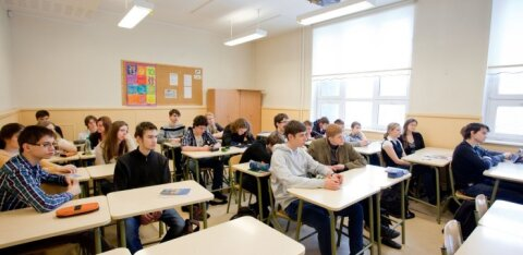 """Исследование PISA: три четверти подростков Эстонии считают себя """"гражданами мира"""""""