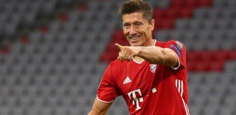 Legendi arvamus: Robert Lewandowski on maailma parim jalgpallur, mitte Lionel Messi
