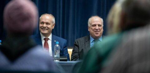 FOTOD | Õhtupoolik Mart Järviku ja Henn Põlluaasaga Keila konservatiivide seltsis